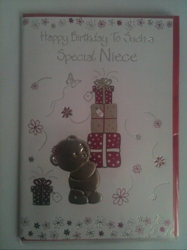 happy birthday special niece card