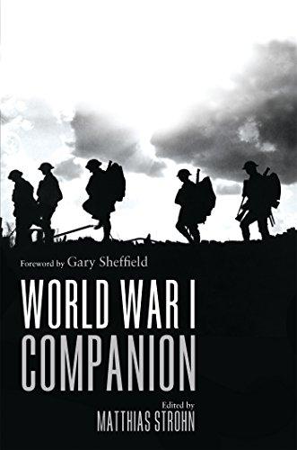 World War I Companion (Osprey Companion)