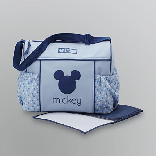 Disney Baby Mickey Mouse Diaper Bag - 1