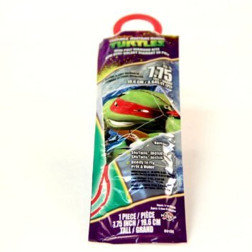 "Mini Poly Diamond Kite 7.75 - Teenage Mutant Ninja Turtles ""Raphael"" - 1"