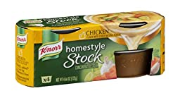 Knorr Homestyle Stock Chicken 4.66OZ (Pack of 16)