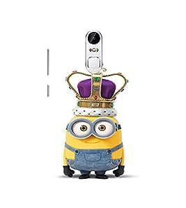 EPICCASE Minion King Mobile Back Case Cover For Lenovo Vibe X3 (Designer Case)