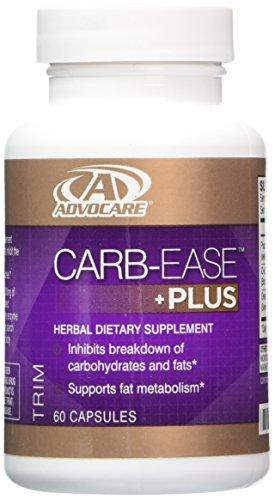 Advocare CarbEase Plus 60 Capsules