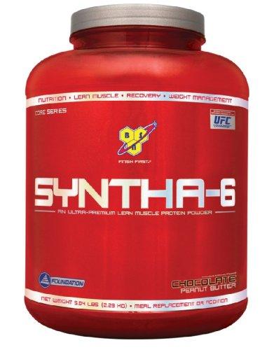 BSN Syntha-6 Ultra-Premium Lean Muscle Protein Powder