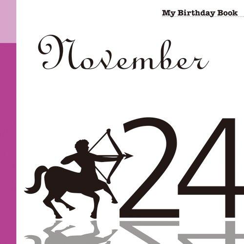 11月24日 My Birthday Book