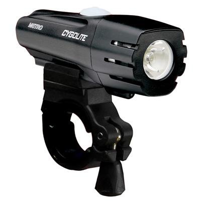 Cygolite Metro 300 USB Bicycle Headlight - MTR-300-USB