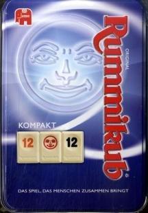 JUMBO Rummikub Premium Compact