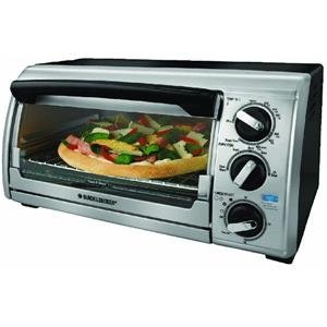 Why Choose The Black & Decker TRO480BS Toast-R-Oven 4-Slice Toaster Oven