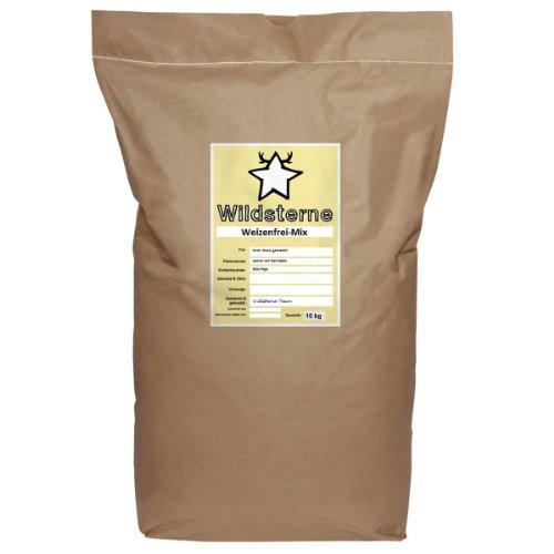 Bild von: Wildsterne Hundefutter, Weizenfrei-Mix für Ihren Hund, Alter: 1 Jahr, Gewicht: 15 kg, 1er Pack (1 x 10 kg)