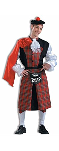 Forum Novelties Inc - What's Under The Kilt