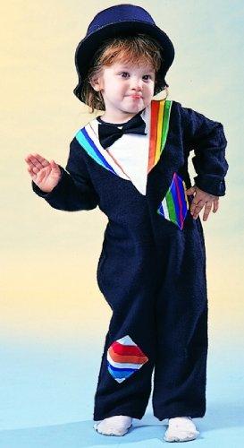Mr. Hobo Pajama Costume Infant