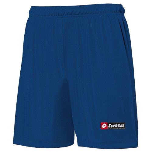 Lotto - Pantaloncini da Calcio - Uomo (M) (Blu navy)