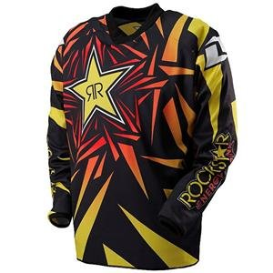 Buy Low Price One Industries Carbon Rockstar Jersey (51080-001-051)