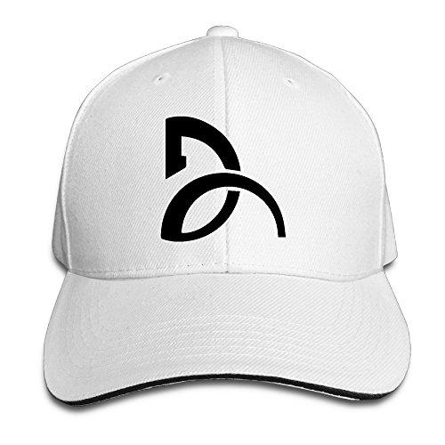 ya-hiuk-cappellino-da-baseball-uomo-white-taglia-unica