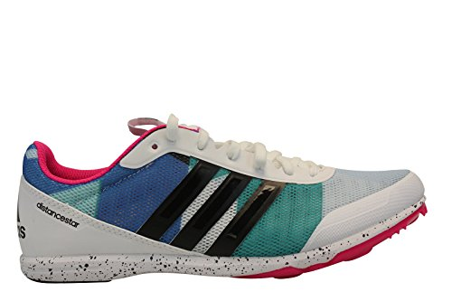 adidas Donna Distancestar W scarpe da corsa nero Size: 41 1/3