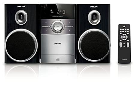 Review and Buying Guide of Cheap Philips MC147 Stereo Hi-Fi System;4 W