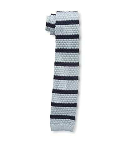 Valentino Uomo Men's Striped Knit Necktie