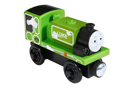 Fisher-Price Thomas the Train Wooden Railway Roll & Whistle Luke