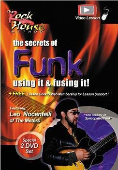 The Secrets of Funk Using it and Fusing it!