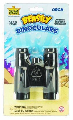 Wild Republic Beastly Orca Binocular - 1