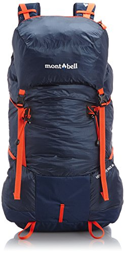 [モンベル] mont-bell バーサライトパック40 1123823 BLBK (BLBK)