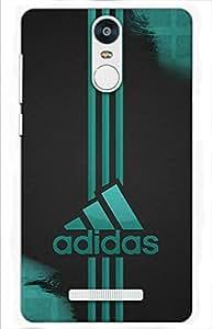 adidas Designer Printed Back Case Cover for Xiaomi Redmi Note 3