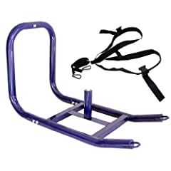 Training Sled with Harness & Straps Set by Ader Sports