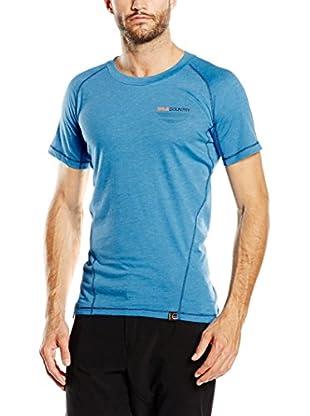 Wildcountry Camiseta Manga Corta Progress M T (Azul)