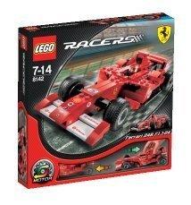 LEGO Racers 8142 Ferrari 248 F1 1:24