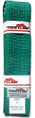 Uniform Belt - Green #4