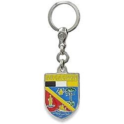 "Key Ring ""Arcachon 33120 Aquitaine"