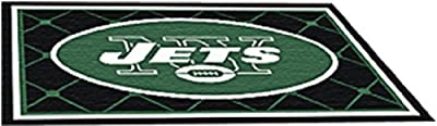 Fanmats New York Jets 4x6 Rug