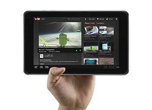 LG Optimus Pad (22.6 cm (8.9 Zoll) Display, Android 3.0 Honeycomb OS, 3D-Kamera) dunkelbraun