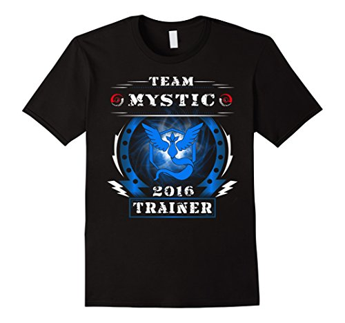 Pokemon Go Team Mystic Trainer 2016 T-Shirts