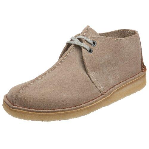 Clarks 其乐 Desert Trek 男款戈壁靴 $58.87(凑单满百7折,约¥460)