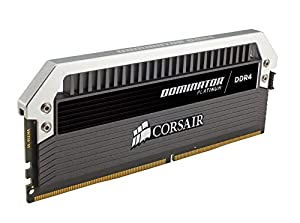CORSAIR DOMINATOR Platinum Series 32GB (2 x 16GB) DDR4 DRAM 3000MHz C15 memory kit for DDR4 Systems