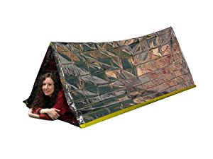 Emergency Survival Mylar Thermal Cold Weather Shelter