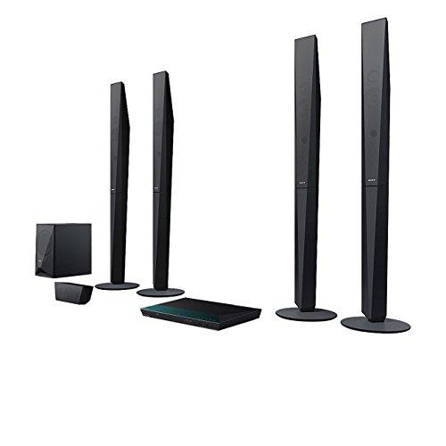 Sony-BDV-E6100-51-Blu-ray-Heimkinosystem-1000-Watt-3D-WLAN-Bluetooth-Smart-TV-NFC-schwarz