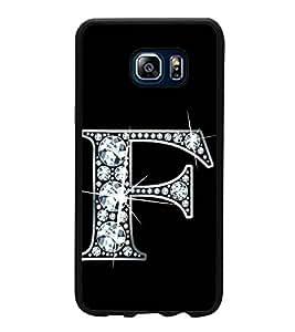 Alphabet F 2D Hard Polycarbonate Designer Back Case Cover for Samsung Galaxy Note5 :: Samsung Galaxy Note5 N920G :: Samsung Galaxy Note5 N920T N920A N920I