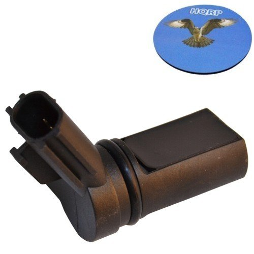 HQRP Cam Shaft Camshaft Position Sensor for Nissan Quest 2004 2005 2006 2007 2008 2009 04 05 06 07 08 09 plus HQRP Coaster