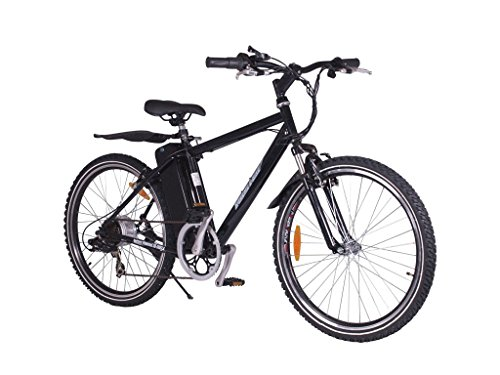 X-Treme Electric Mountain Bicycle - Black