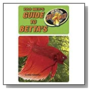 Zoo Med Betta Care Guide Book - (4 pieces)