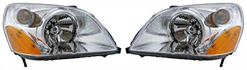 honda-pilot-03-04-05-head-light-lamp-lh-rh