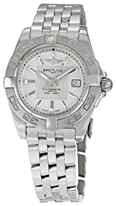 Breitling Women's BTA71356L2-G702SS Galactic 32 Silver Dial Watch
