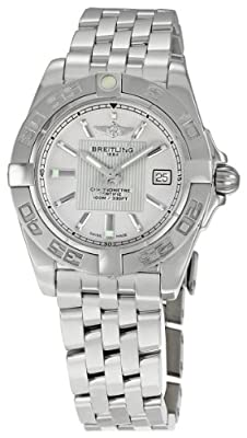 Breitling Women's BTA71356L2-G702SS Galactic 32 Silver Dial Watch by BRIT ARCH OF COUNTRY
