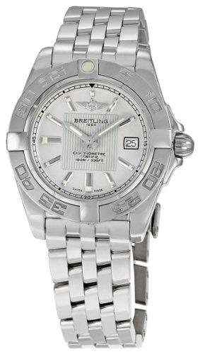Breitling BTA71356L2-G702SS - Reloj de pulsera mujer, acero inoxidable, color plateado