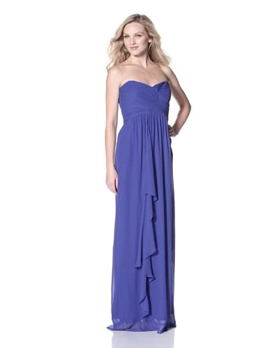 Nicole Miller Women's Strapless Gown