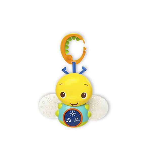 Bright Starts Take-Along Toy, Beaming Buggie