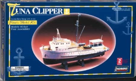 Lindberg Tuna Clipper 14