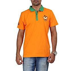 Mens Freedom Of wings Polo Tee